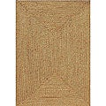 Braided Jute Runner Rug (2'6x 8')