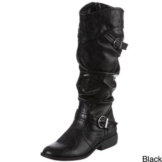 White Mountain Women's Locket Mid-calf Boots