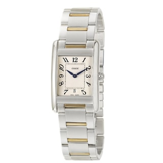 Coach Men's Lexington Stainless Steel Yellow Gold Plated Watch
