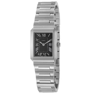Coach Fulton Women's Black Dial Stainless Steel Watch