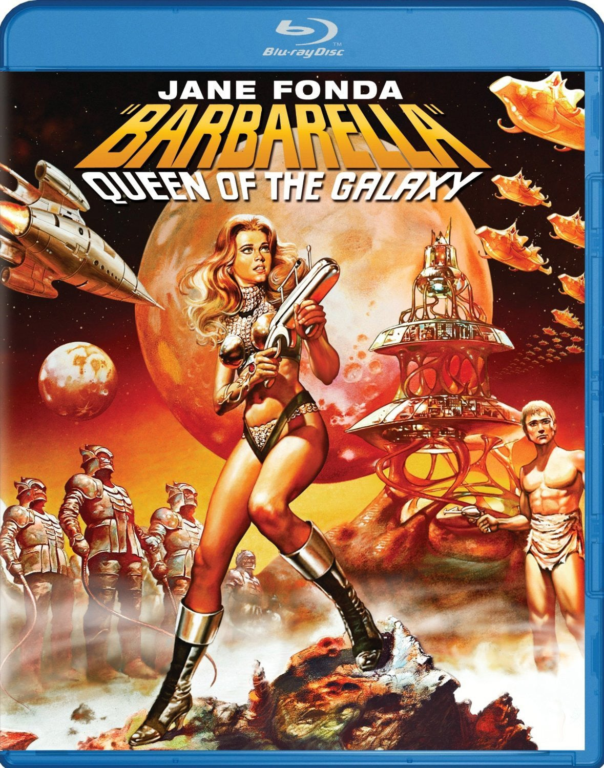 Barbarella (Blu-ray Disc)