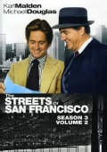 The Streets Of San Francisco: Season 3 Vol. 2 (DVD)