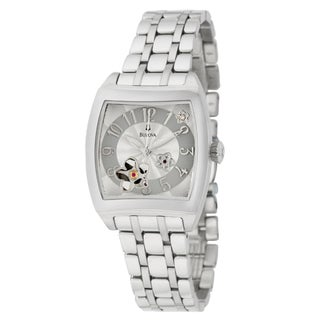 Bulova Women's BVA Series Stainless Steel Automatic Watch