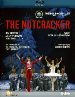 Tchaikovsky: Nutcracker (Blu-ray Disc)