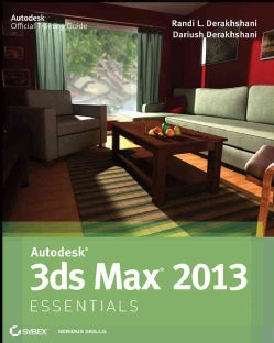 Autodesk 3ds Max 2013 Essentials (Paperback)