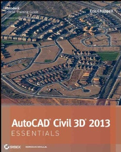 AutoCAD Civil 3D 2013 Essentials (Paperback)