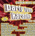 Various - Party Tyme Karaoke: Super Hits 17
