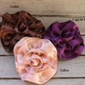 CarolineAlexander Ribbon Flower Pin/Brooch