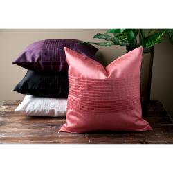 Pleated Square Decorative Pillow