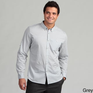 Calvin Klein Men's Slim Fit Woven Shirt FINAL SALE