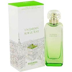 Hermes Un Jardin Sur Le Toit Women's 1.7-ounce Eau de Toilette Spray