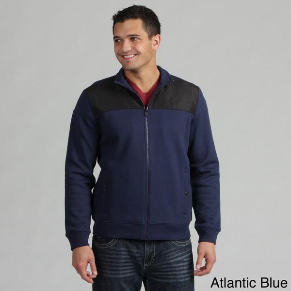 Calvin Klein Men's Full Zip Fleece Jacket FINAL SALE