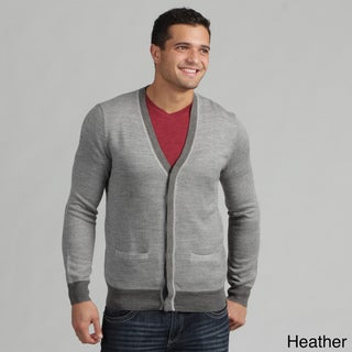Calvin Klein Men's Wool Blend Cardigan FINAL SALE