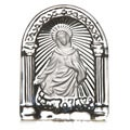 Fifth Avenue Crystal Glass Madonna Paperweight