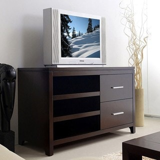 Abbyson Living Midtown TV Console - Overstock™ Shopping ...