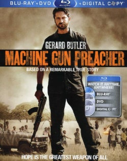 Machine Gun Preacher (Blu-ray Disc)