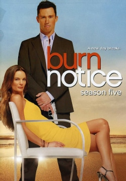 Burn Notice Season 5 (DVD)