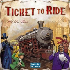 Ticket to Ride: The Cross-country Train Adventure Game! (Game)
