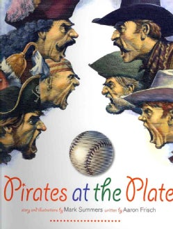 Pirates at the Plate (Hardcover)