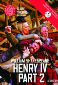Henry IV: Part 2: Shakespeare's Globe Theatre (DVD)