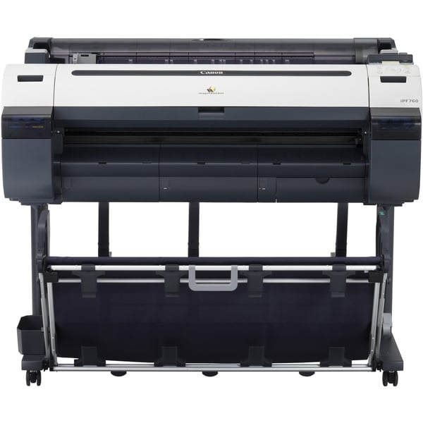 "Canon imagePROGRAF iPF760 Inkjet Large Format Printer - 36"" - Color"