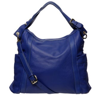 Presa 'Kennington' Oversized Leather Hobo Bag