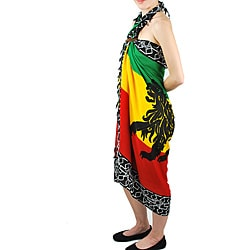 Rasta Lion Sarong (Indonesia)