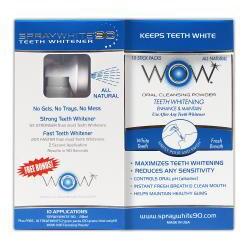 SprayWhite 90 Teeth Whitening Spray