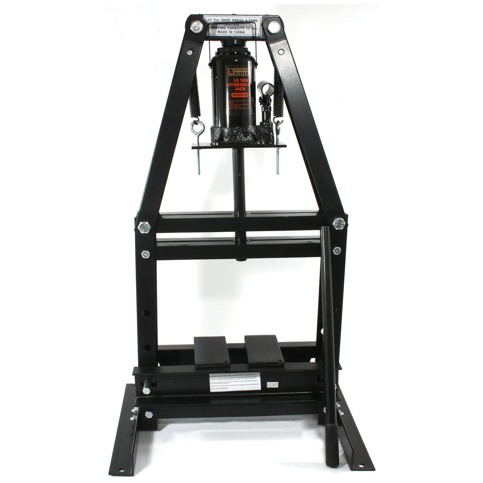 A-frame 12 Ton Shop Press