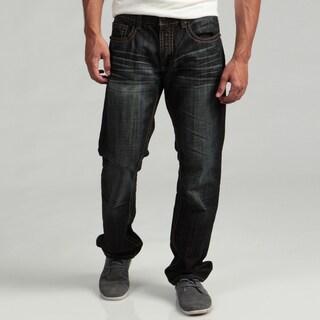 Anitque River Men's Burke Slim Woven Jeans