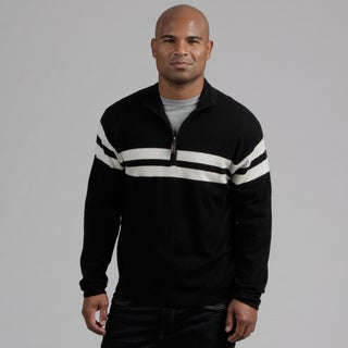 Weatherproof Men&#39;s Merino Wool/Cashmere Blend Sweater FINAL SALE