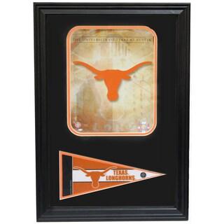 University of Texas Logo Pennant Frame