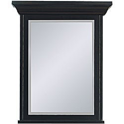 Decolav 'Cityscape' Espresso Stained Mirror