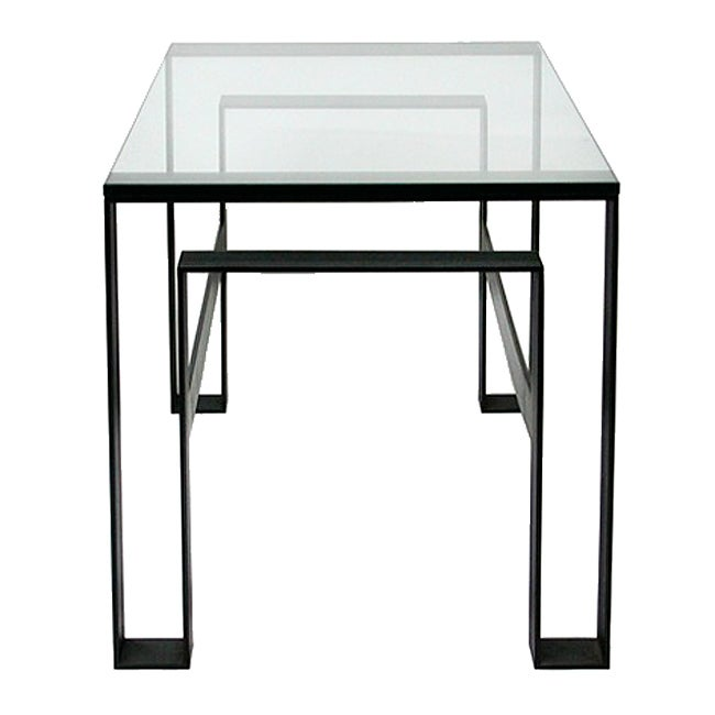 Modern Fashion Handcrafted Glass-top Coffee Table