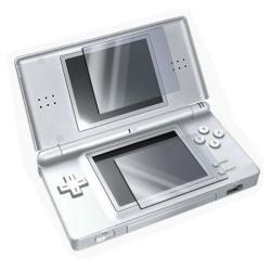 BasAcc 2-LCD Kit Screen Protector for Nintendo DS Lite