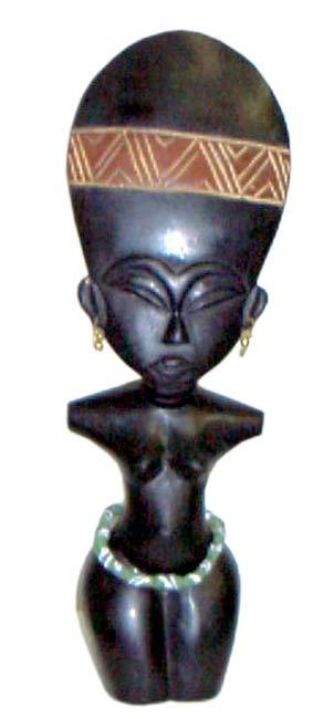 Ashanti Fertility Figurine (Ghana)