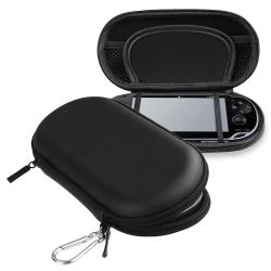 Black Eva Case for Sony Playstation Vita