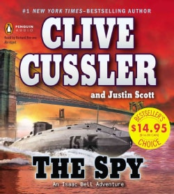 The Spy (CD-Audio)