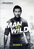 Man Vs. Wild: Season 6 (DVD)