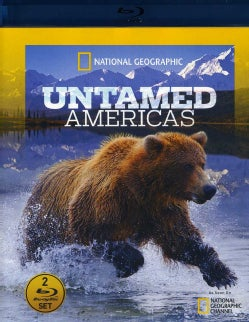 Untamed America (Blu-ray Disc)