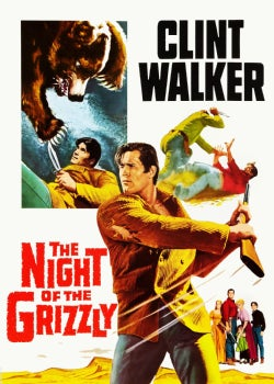 The Night of the Grizzly (DVD)
