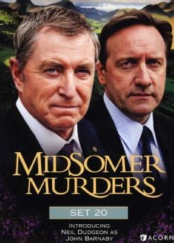 Midsomer Murders Set 20 (DVD)