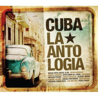 Various - Cuba: La Antolog¡a Trilogy