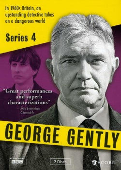 George Gently Series 4 (DVD)