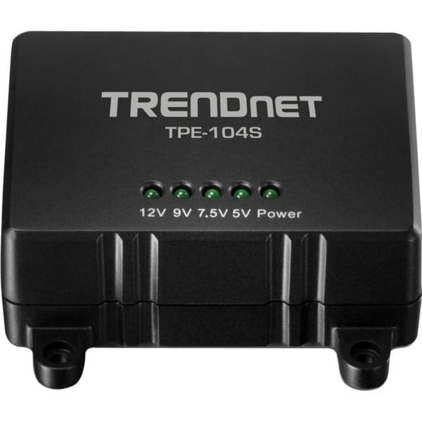 TRENDnet TPE-104S Power over Ethernet Splitter