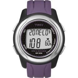 Timex Unisex T5K561 Health Touch Plus Heart Rate Monitor Watch