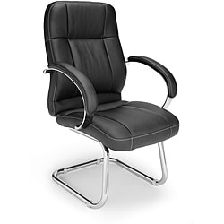 OFM Stimulus Series Synthetic Leather Guest Chair
