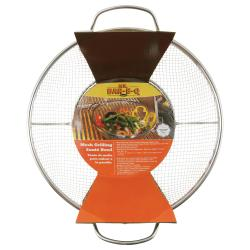 Mr. BBQ Stainless Steel Mesh Grilling and Sautee Bowl