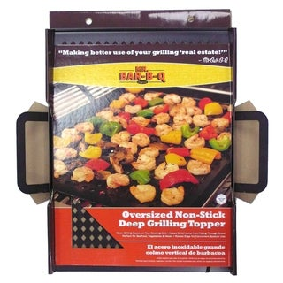 Mr. BBQ Non-stick Grilling Topper