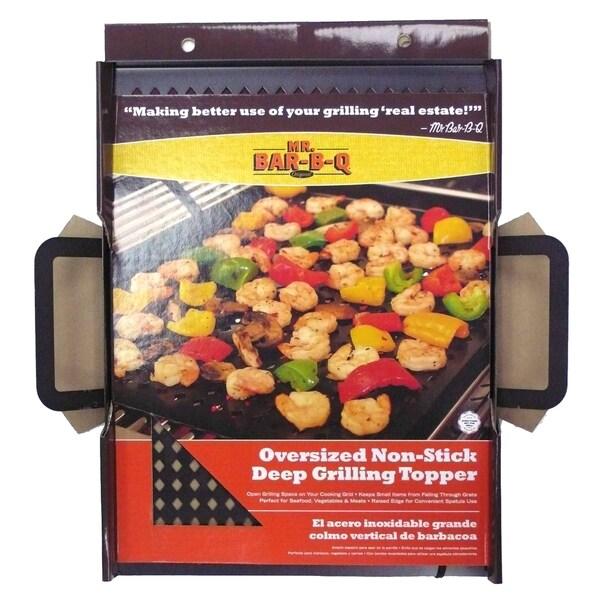 Mr. BBQ Non-stick Grilling Topper